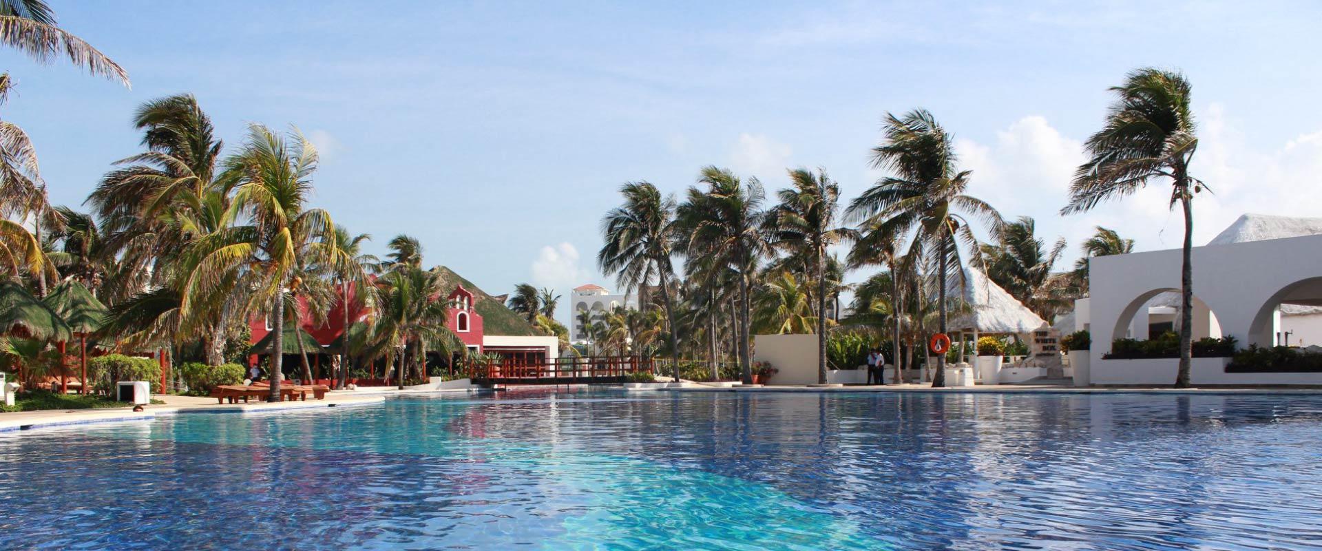 Vacaciones en Grand Oasis Cancún