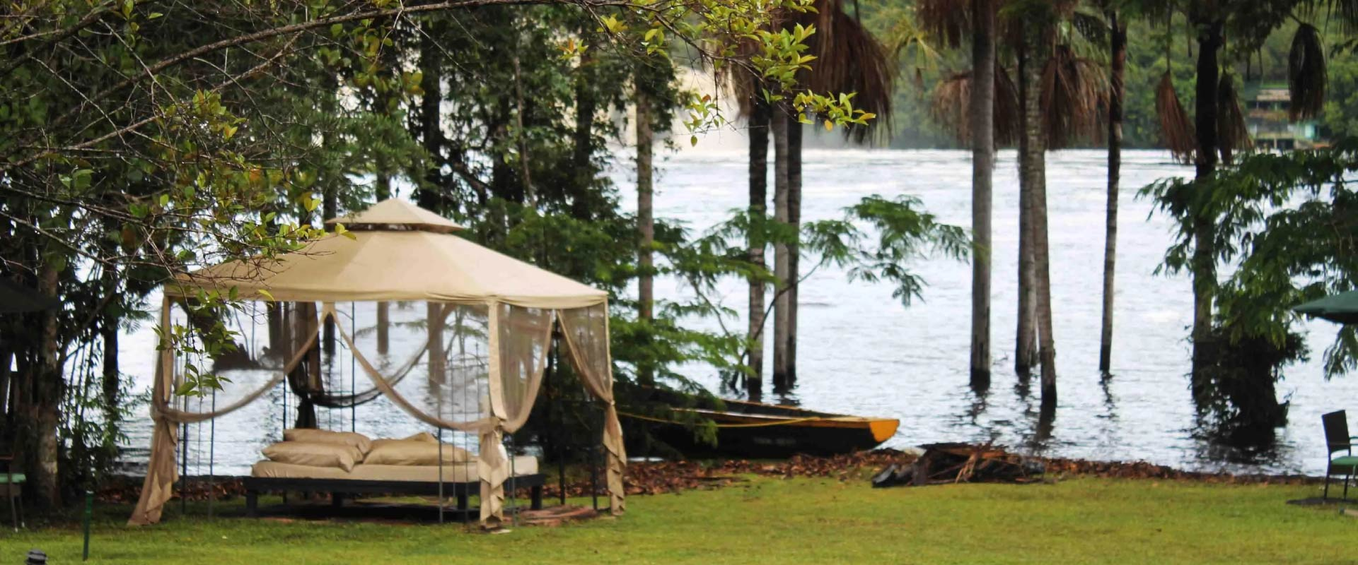 Canaima - Waku Lodge